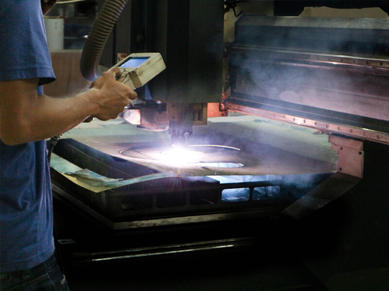 CNC Plasma Cutting and Engraving